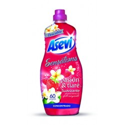 Asevi Sensations Passion Fruit Scented 60 wash Softener