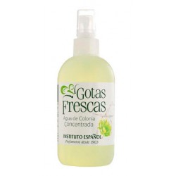 Gotas Frescas Adults Cooling Spray cologne 250ml