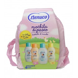 Nenuco pink Backpack