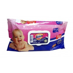 Ultra Soft Baby Wipes (80 wipes)